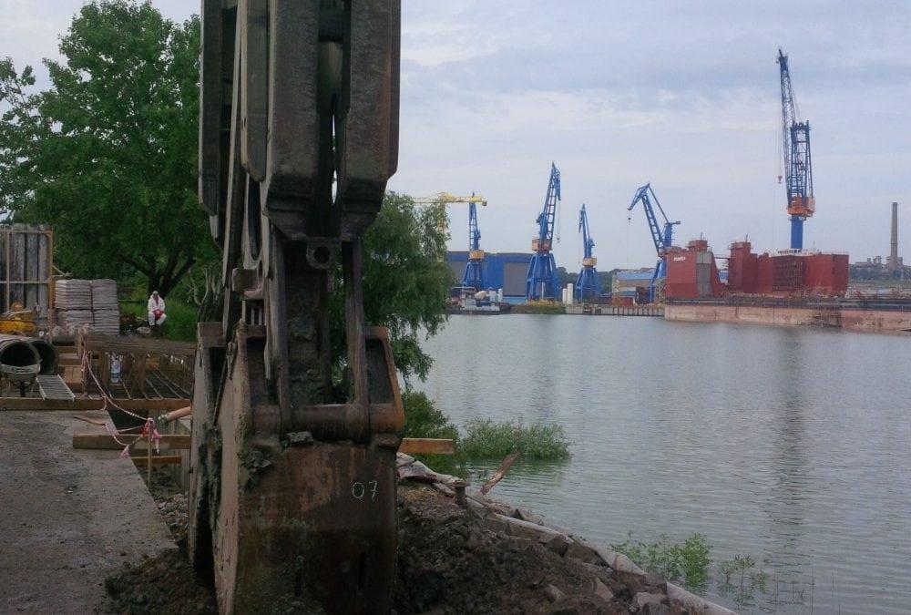 Santierul Naval Tulcea - VARD 1
